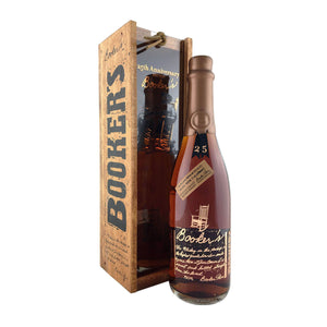 Booker's 25th Anniversary Bourbon Whiskey - CaskCartel.com