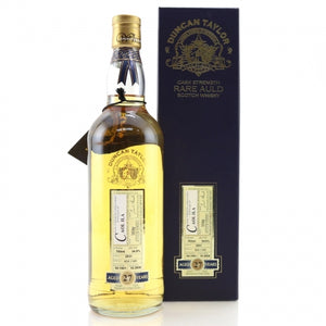 1981 Duncan Taylor Rare Auld Caol Ila 27 Year Old Single Malt Scotch Whisky - CaskCartel.com