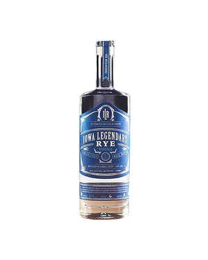 Iowa Legendary Rye Vodka - CaskCartel.com