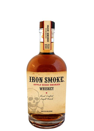 Iron Smoke Apple Wood Smoked Whiskey