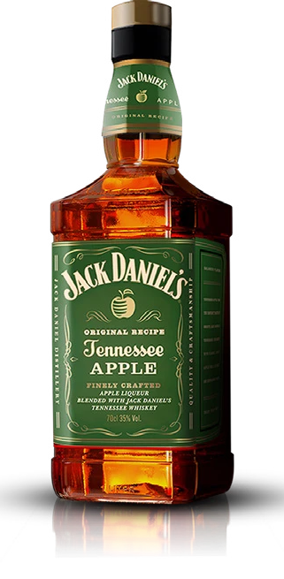 Jack Daniel's Tennessee Apple Whiskey - CaskCartel.com