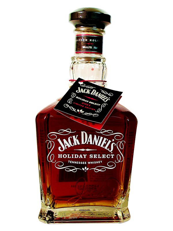 Jack Daniel's 2011 Holiday Select Vintage Limited Edition Whiskey