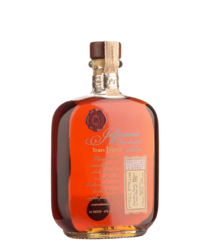 Jefferson's Presidential 18 Year Old Select Batch No. 27 Kentucky Straight Bourbon Whiskey at CaskCartel.com