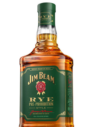 Jim Beam Rye Bourbon Whiskey - CaskCartel.com