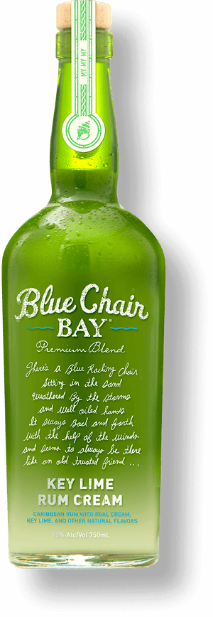 Kenny Chesney | Blue Chair Bay Key Lime Cream Rum