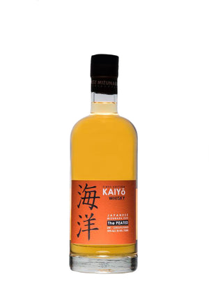 Kaiyo Japanese Whiskey Peated - CaskCartel.com