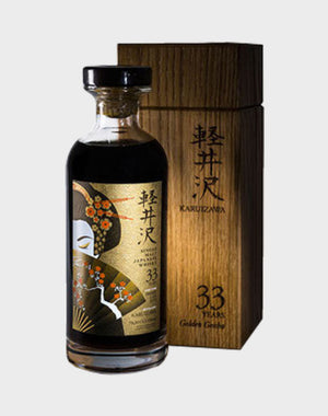 Karuizawa Golden Geisha 33 Year Old Whisky - CaskCartel.com
