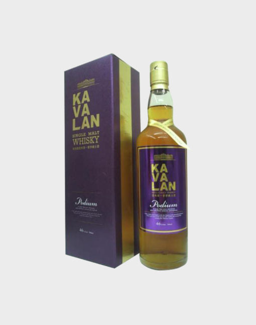 Kavalan Single Malt Podium Whisky