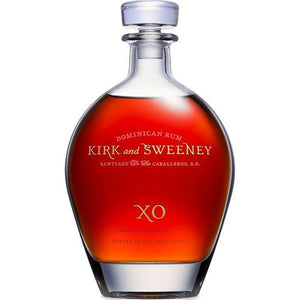 Kirk & Sweeney XO Rum Cask Strength | Very Limited Release 131 Proof