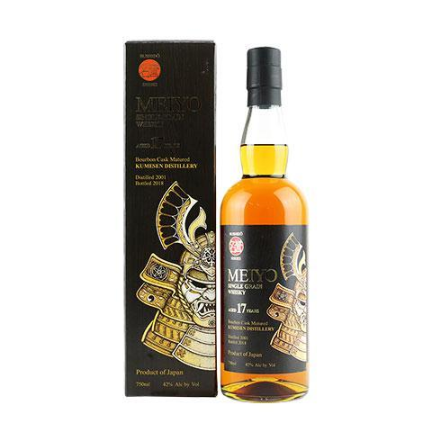 Kumesen 'Meiyo' 17 Year Old Single Grain Whisky