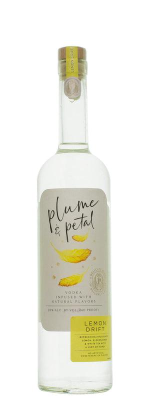 Plume & Petal Lemon Drift Vodka at CaskCartel.com