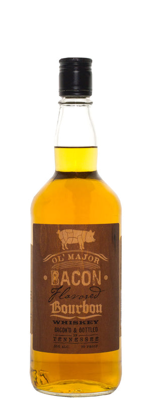 Ol' Major Bacon Bourbon - CaskCartel.com