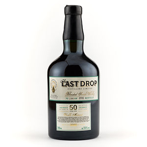 The Last Drop 50 Year Old Blended Scotch Whisky - CaskCartel.com