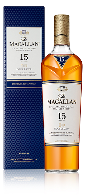 The Macallan Double Cask 15 Year Old Highland Single Malt Scotch Whisky at CaskCartel.com