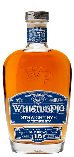 WhistlePig 15 Year Old Straight Rye Whiskey - CaskCartel.com