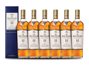 The Macallan Double Cask 12 Year Old (6) Bottle Bundle | Highland Single Malt Scotch Whisky at CaskCartel.com