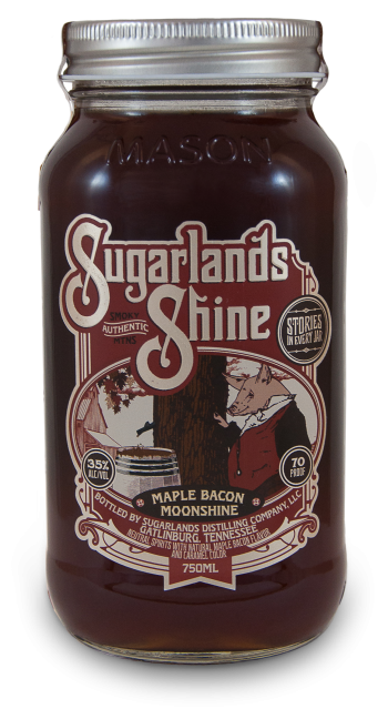 Sugarlands Shine Maple Bacon Moonshine
