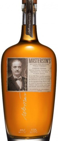 Masterson's Experimental Collection 12 Year Rye - CaskCartel.com