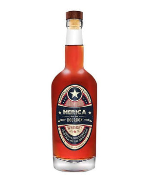 Merica Small Batch Bourbon Whiskey at CaskCartel.com