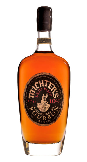 Michter's 10 Year Single Barrel Kentucky Straight Bourbon 2019 Whiskey - CaskCartel.com