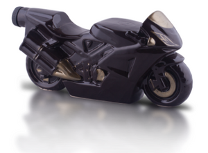 Cask Cartel Whiskey Ceramic Motorcycle - CaskCartel.com