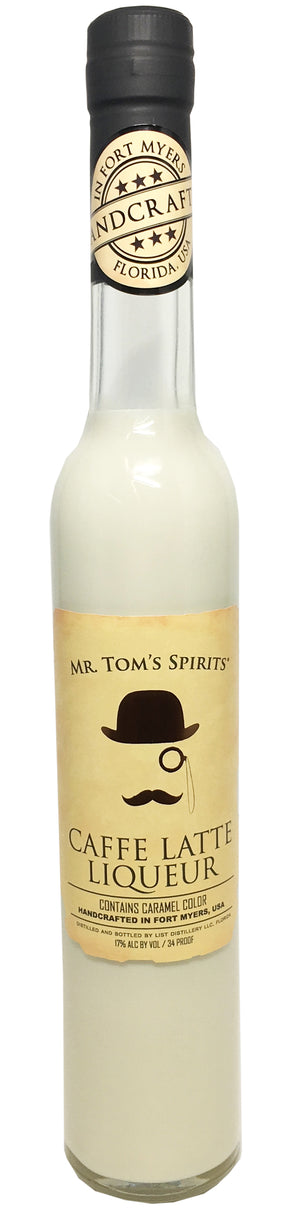 Mr. Tom's Spirits Caffe Latte Liqueur - CaskCartel.com