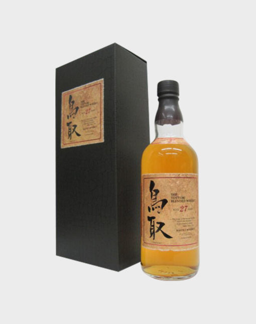 Matsui – The Tottori Blended Aged 27 Year Whisky