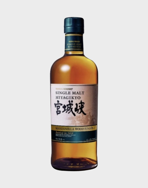 Nikka Miyagikyo Manzanilla Wood Finish Whisky