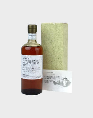 Nikka Yochi Single Cask 1987 Whisky - CaskCartel.com