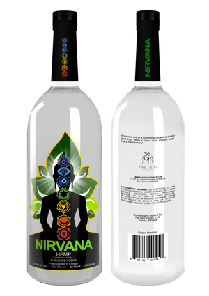 Nirvana Hemp Vodka - CaskCartel.com