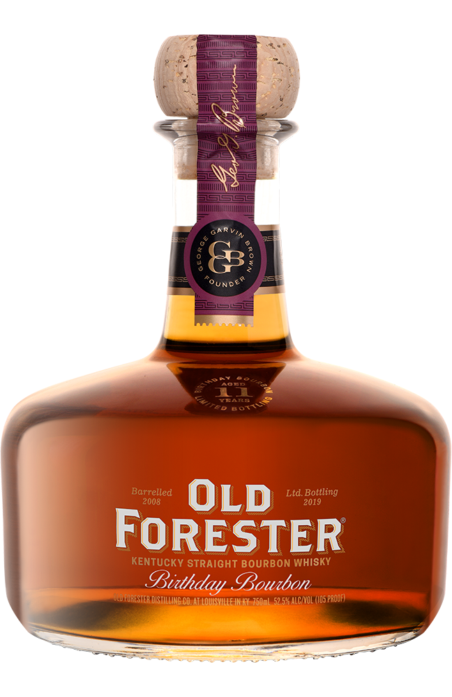 Old Forester Birthday Bourbon Whiskey