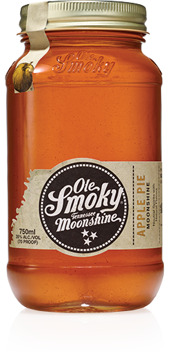 Ole Smoky Apple Pie Moonshine