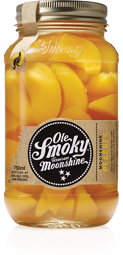 Ole Smoky Moonshine Peaches - CaskCartel.com