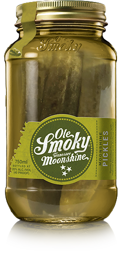 Ole Smoky Moonshine Pickles - CaskCartel.com