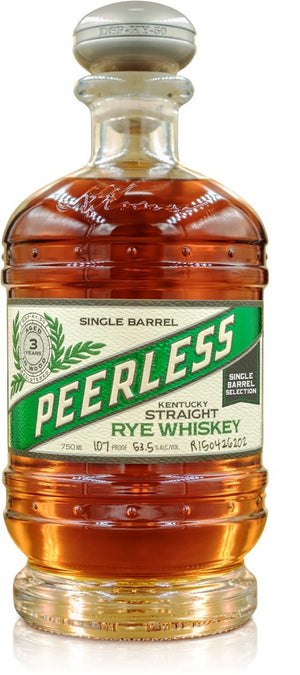 Kentucky Peerless 3 Year Straight Rye Whiskey CaskCartel.com