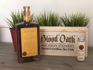 Blood Oath Kentucky Straight Bourbon Whiskey 2019 Pact No. 5 CaskCartel.com 6