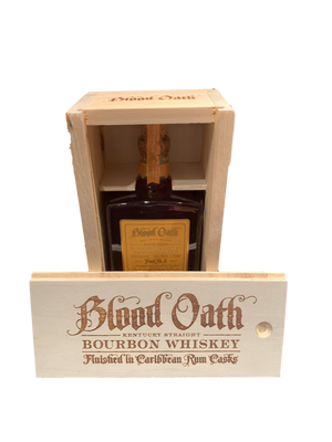 Blood Oath Kentucky Straight Bourbon Whiskey Part No. 5 - CaskCartel.com 4
