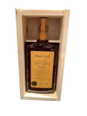 Blood Oath Kentucky Straight Bourbon Whiskey Part No. 5 - CaskCartel.com 2