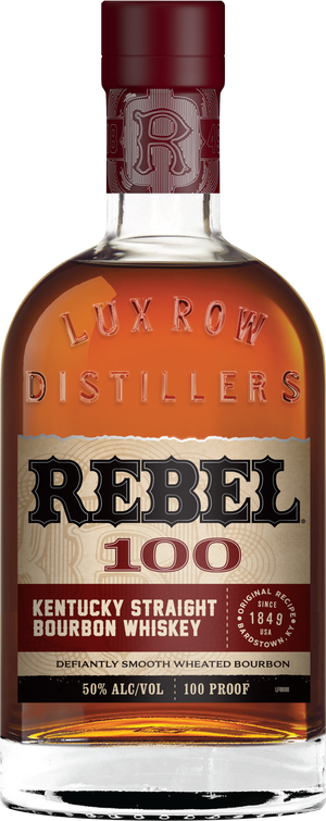 Rebel Yell 100 Proof Straight Bourbon Whiskey 375ml - CaskCartel.com