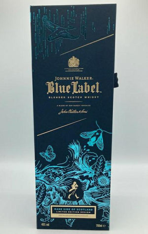 Johnnie Walker Blue Label Rare Side of Scotland Limited Edition Design 2019 - CaskCartel.com