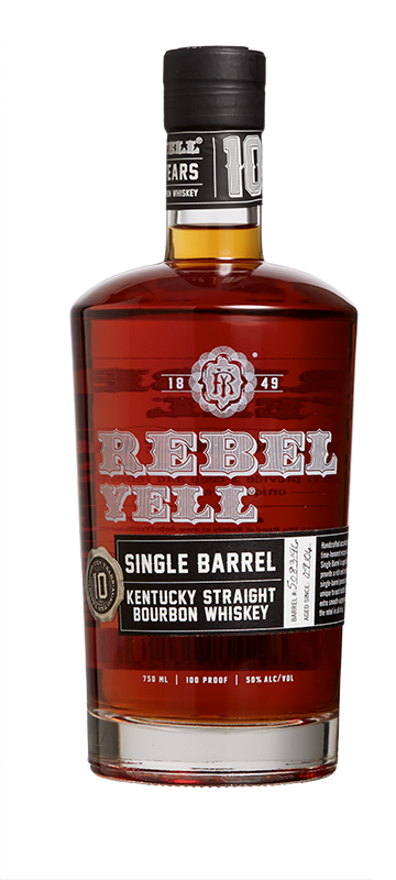 Rebel Yell Rye 10 yr Single Barrel CaskCartel.com