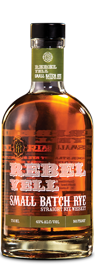Rebel Yell Rye Whiskey Small Batch - CaskCartel.com