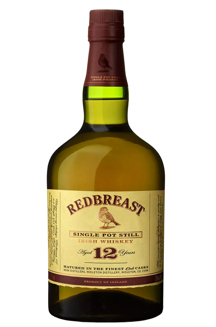 RedBreast 12 Year Single Pot Still Irish Whiskey