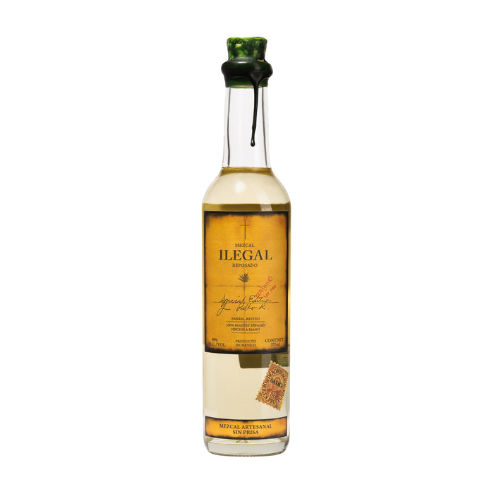 Ilegal Reposado Mezcal 375ml