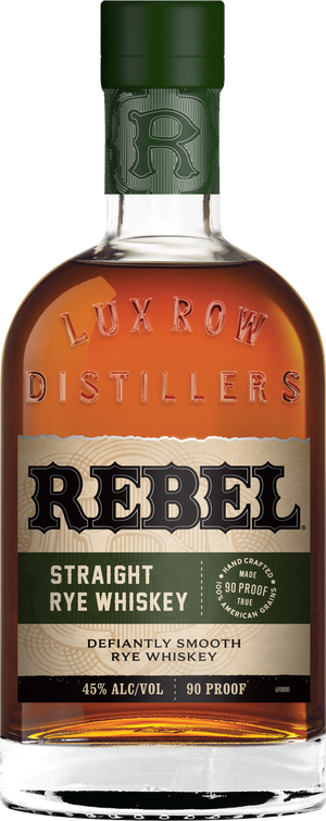 Rebel Straight Rye Whiskey - CaskCartel.com