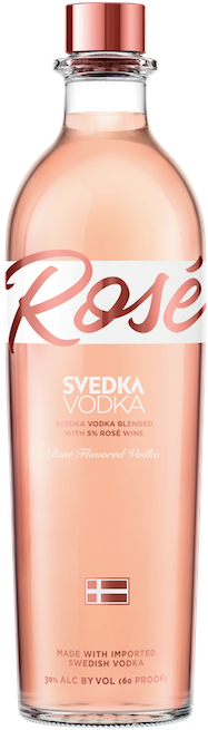 Svedka Rose Vodka - CaskCartel.com