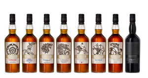GAME OF THRONES WHISKEY COLLECTION  CaskCartel.com