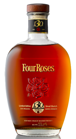 Four Roses 130th Anniversary Limited Edition - CaskCartel.com