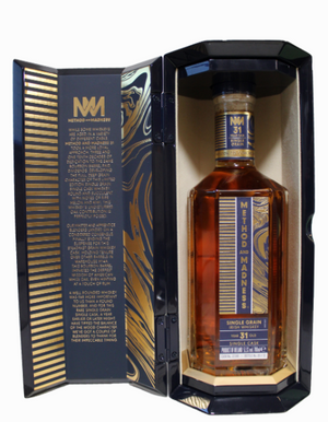 Method & Madness 31 Year Old Single Cask #22148 Single Grain Irish Whiskey at CaskCartel.com