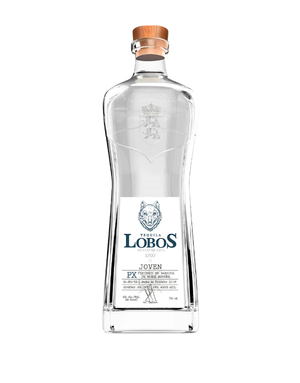 LeBron James | Lobos 1707 | Blanco | Joven | Tequila at CaskCartel.com